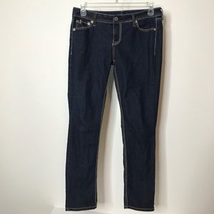 US Polo Assn Sofia Curvy Fit Skinny Jeans 11/12